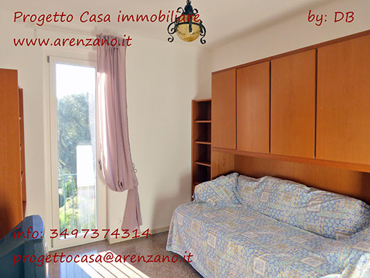 Luminoso appartamento Arenzano